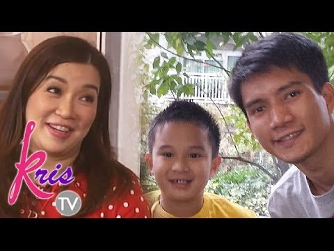 James and Kris' plan on Bimby's birthday party!