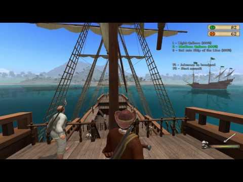 Caribbean! — Devblog #5 (Naval Sieges)