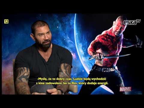 ESKA TV NEWS Podsumowanie Dnia! Dave Batista - ekskluzywny wywiad