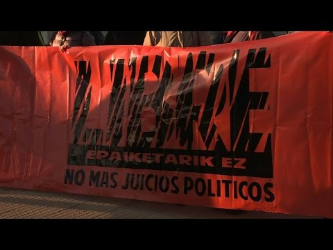 35 Basque separatists go on trial in Spain