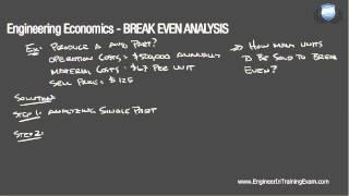 Download Lagu Break Even Analysis - Fundamentals of Engineering Economics Gratis STAFABAND