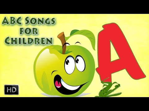 Abc Songs For Children - Abc Song - Baby Songs - Abc Alphabet Songs - Abc Nursery Rhymes video