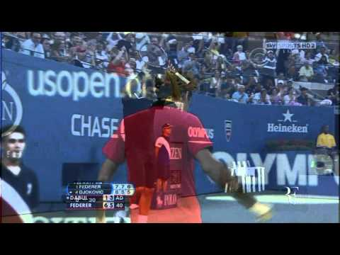 Roger Federer Moments - Grand Slam (HD 720p)