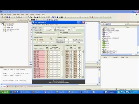 Torrent: AVR Simulator IDE 2. 15 x86 [2014, ENG]
