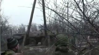 В Чернухино на Луганщине весь день шли уличные бои - (видео)