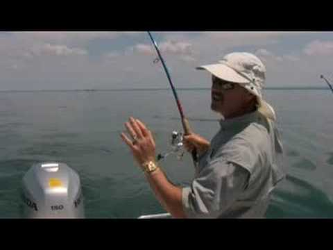 Trolling for Walleye - Walleye Fishing