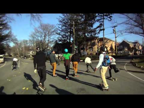 Bustin Longboards NYC Presents Steezy Sunday