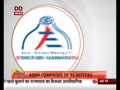 Vice President's 3-day visit to Mongolia for 11th ASEM summit
