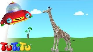 TuTiTu Giraffe