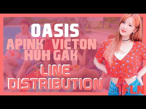 OASIS - APINK, VICTON & HUH GAK | LINE DISTRIBUTION [PERFECT ACCURACY] MP3