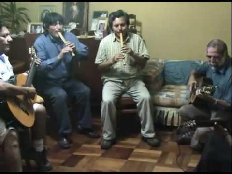 Los Altureños - Flor de romero, Peru - Música Peruana - Peruvian Music