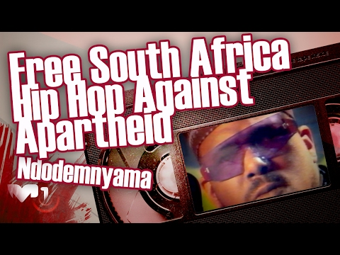 Free South Africa Hip Hop Against Apartheid - Ndodemnyama video