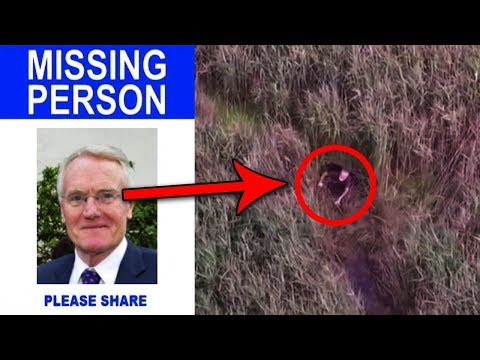 10 Missing People Found Alive on Video