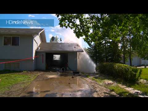 Water Main Break and Flooding July 2011, Calgary, Ab - HDindieNews
