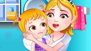 Baby Hazel Game Movie - Baby Injury Care - Dora the Explorer