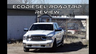Ecodiesel RAM 1500 - Owner Long Distance Roadtrip Review