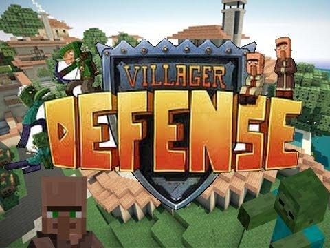 Defiende La Villa   NO PREMIUM 1.7.2 / 1.7.4   Server Minecraft