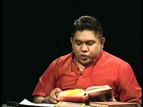 CHECK-MATE with Chrishmal - Deshamanya Bradman Weerakoon 04.VOB
