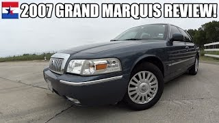 2007 Grand Marquis LS // Review