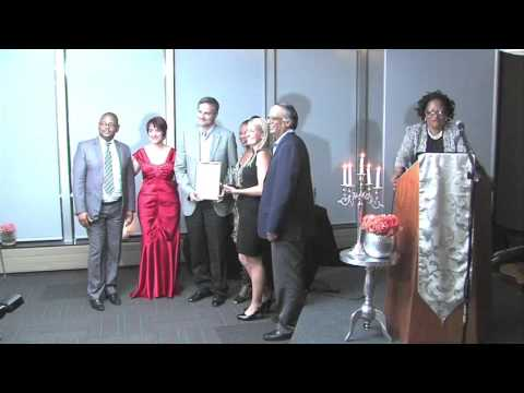 WIL Africa Conference 2015 - Award Ceremony