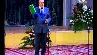 Z.Yaqubun 60 illik yubileyində Xalq artisti İlham Əsgərovun çıxışı