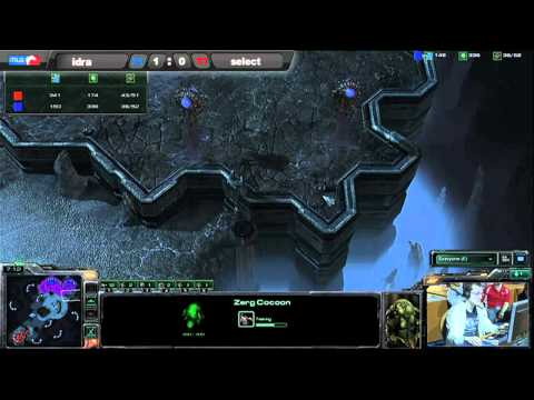 Finals: Idra vs Select
