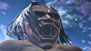 Attack on Titan 2 - Ymir Transforms Into Titan