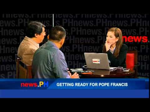 News.PH Episode 111: Preparing for Pope Francis