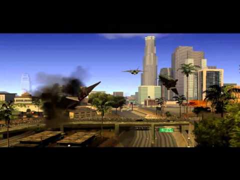 GTA Transformers [Tráiler Oficial]