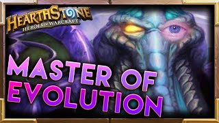 Master of Evolution Best Moments | Hearthstone | Funny Fail Lucky Moments