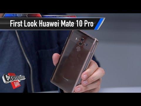 Huawei Mate 10 Pro im Check: Das klügste Smartphone der Welt?