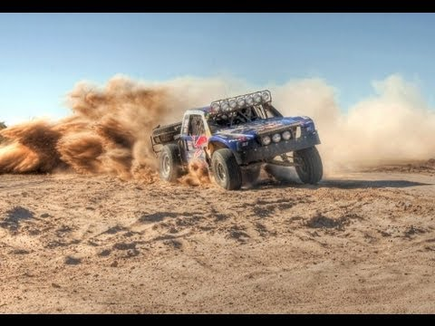 Baja 1000 off-Road Racing - Trophy Truck 2011