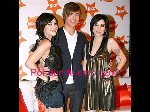 the veronicas when it all falls apart  (español)