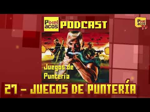Pixelacos Podcast – Programa 27 – Juegos de PunteríaPixelacos Podcast – Programa 27 – Juegos de Puntería<media:title />