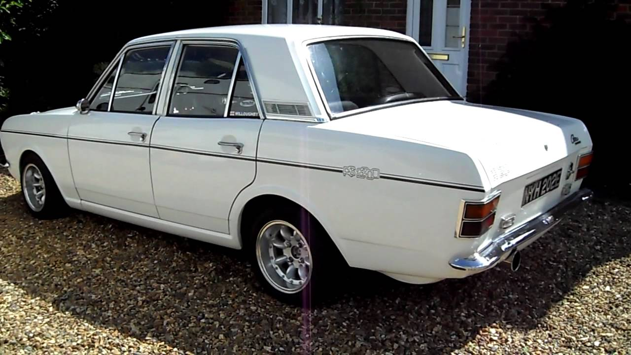 Ford Cortina Mk 2 For Sale Vid 2 Youtube
