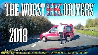 The Worst UK Drivers 2018