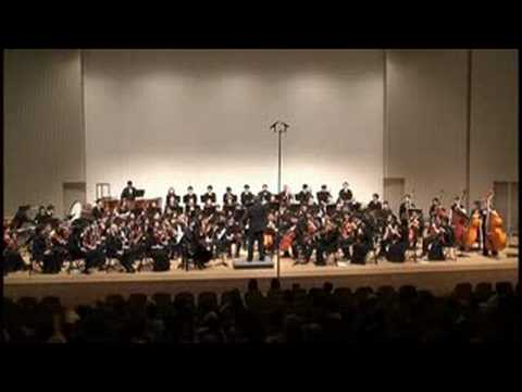 Bernstein WestSide Story Symphonic Dances(1) intro-