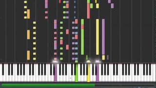 FF VII Synthesia - One winged angel