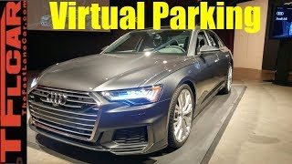Here's How The 2019 Audi A6 Makes Parking Easy!