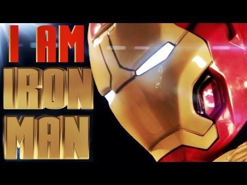 PSY - GENTLEMAN - MV Parody - Iron Man