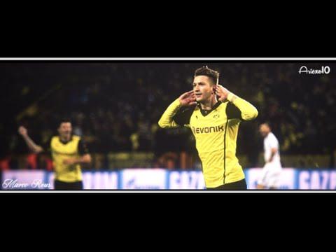 Marco Reus | 2013/14 | 1080p | Borussia Dortmund @Reus