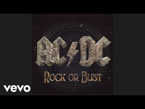 Rock or Bust (Audio)