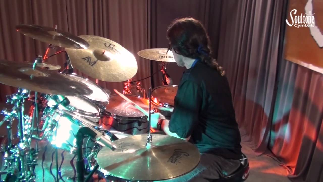 [Nick Menza Drum Solo] Video