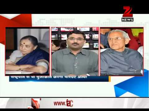 UP Governor BL Joshi resigns; Rajasthan's Margaret Alva meets PM Modi