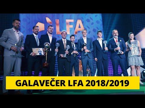 Galavečer LFA 2018/2019