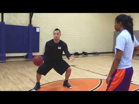 Basketball Training: Diggins Series/D.Rose Series ft Bri Womack (Central AZ &amp; Sac HIgh)