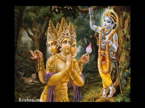 Lord Krishna - Muddugare Yashoda - Annamayya Kirtana Devotional Song video