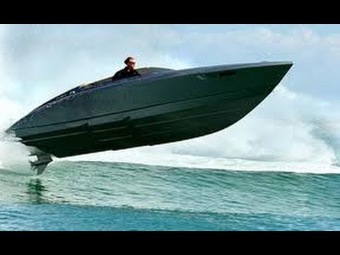 PORSCHE SPEED BOAT Fearless 28