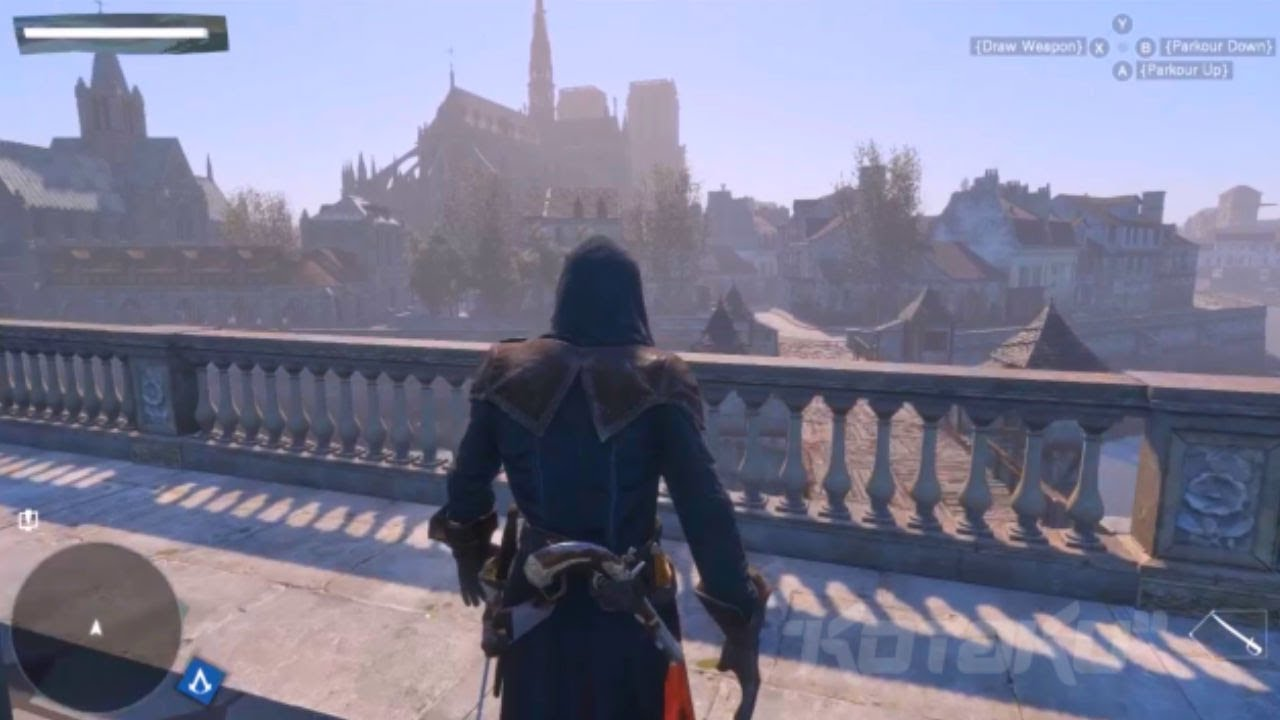 ac Unity New Gameplay Assassin's Creed 5 Unity