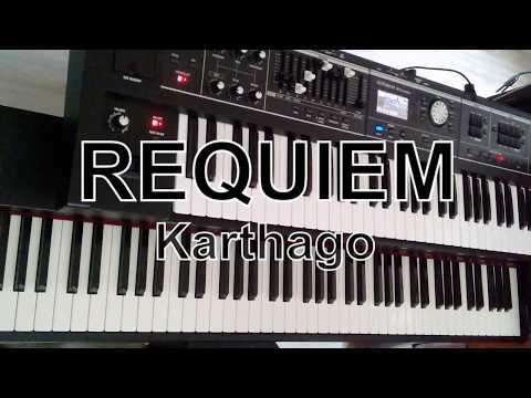 Requiem – Karthago (zongora feldolgozás)